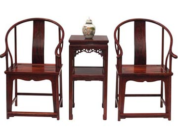 Ming qing furniture chair