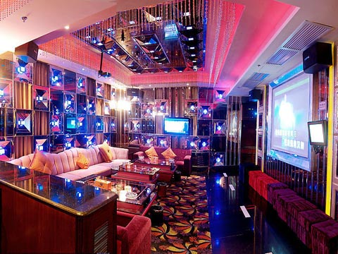 Luxury Night Club In China
